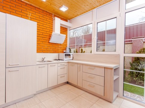 Bright Colors in Your Kitchen Interior