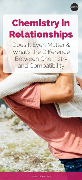 Chemistry in Relationships - Does It Even Matter - Difference Between Chemistry and Compatibility