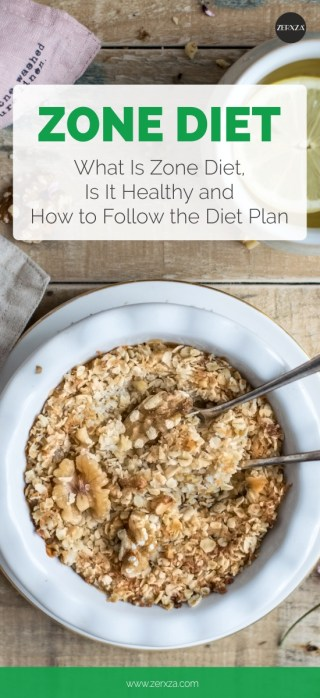 Zone Diet Guide - How to Follow Zone Diet Plan