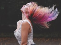From Iron Oxide to Pastel Pink Hair The Colorful History of Hair Coloring