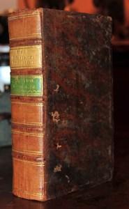 Book Cover: Johann Georg Krünitz/ Oekonomisch-technologische Encyklopädie, oder allg. meines System/ 1789