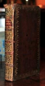 Book Cover: Christian Ernst von Windheim/ Die Kunst stets fröhlich zu seyn/ 1749