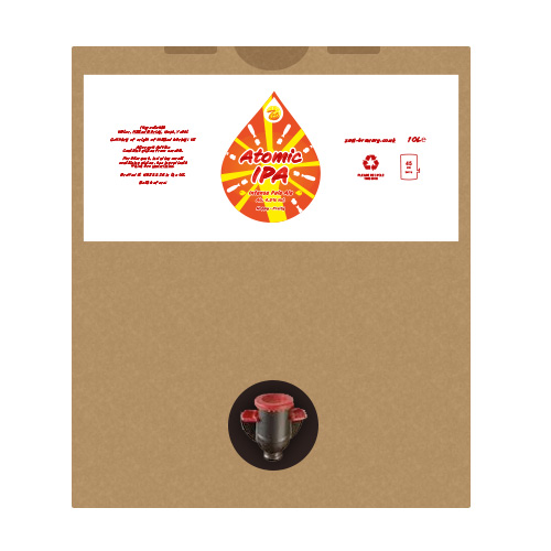 Atomic IPA Bag In Box