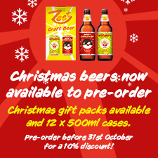 Xmas Beers Offer Oct 2020