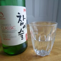Korean Drinks: Soju