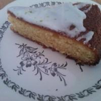 "Yuzu ""marmalade"" cake"