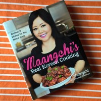 Book review: Maangchi's Real Korean Cooking by Maangchi with Lauren Chapman