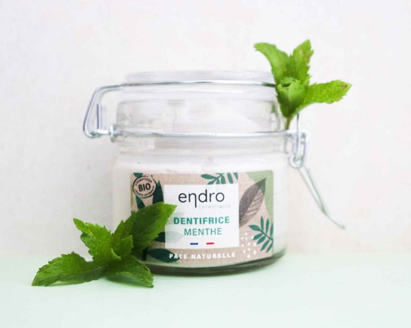 Dentifrice Menthe Endro