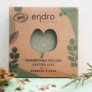 Shampooing solide Sentier Vert