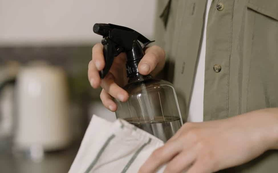 person holding black and silver coffee press
