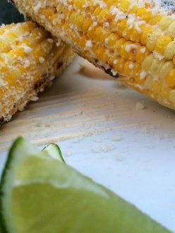 Grilled Corn of the Cob