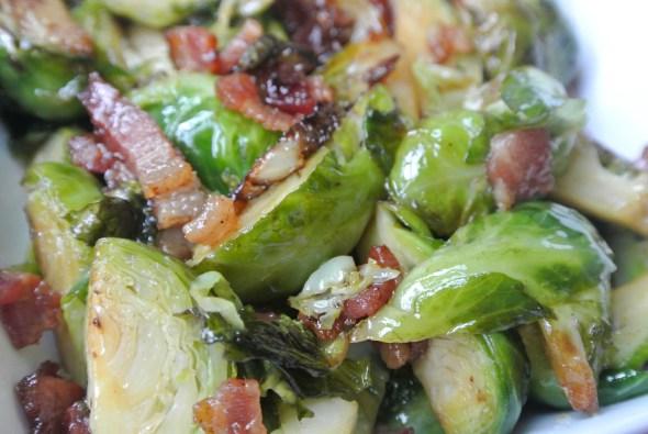 Sautéed Sprouts