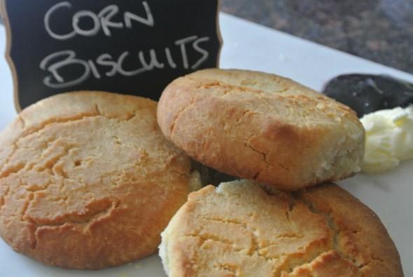 Corn Biscuiits
