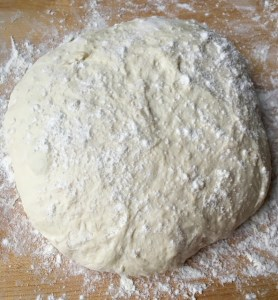 Rising Bread Dough