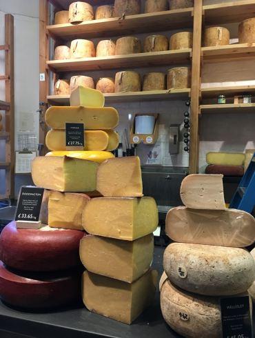 London Cheeses