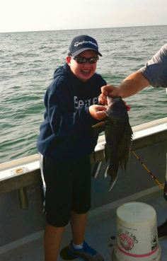 Jacob and Bluefish 2013