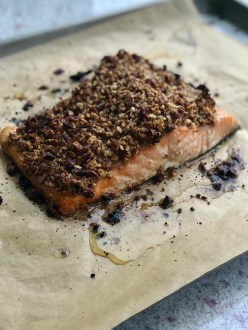Pecan Salmon