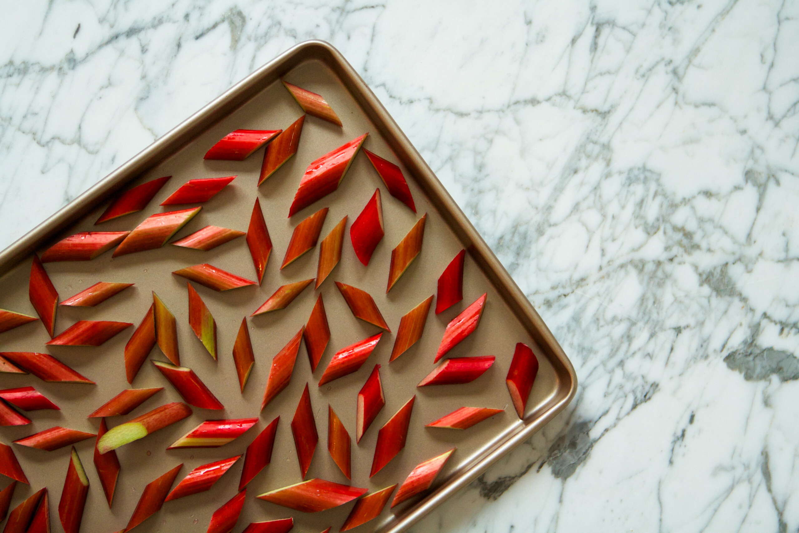 Storing Fresh Rhubarb | Zestful Kitchen