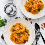 Butternut Squash Carbonara | from Lauren Grant of Zestful Kitchen