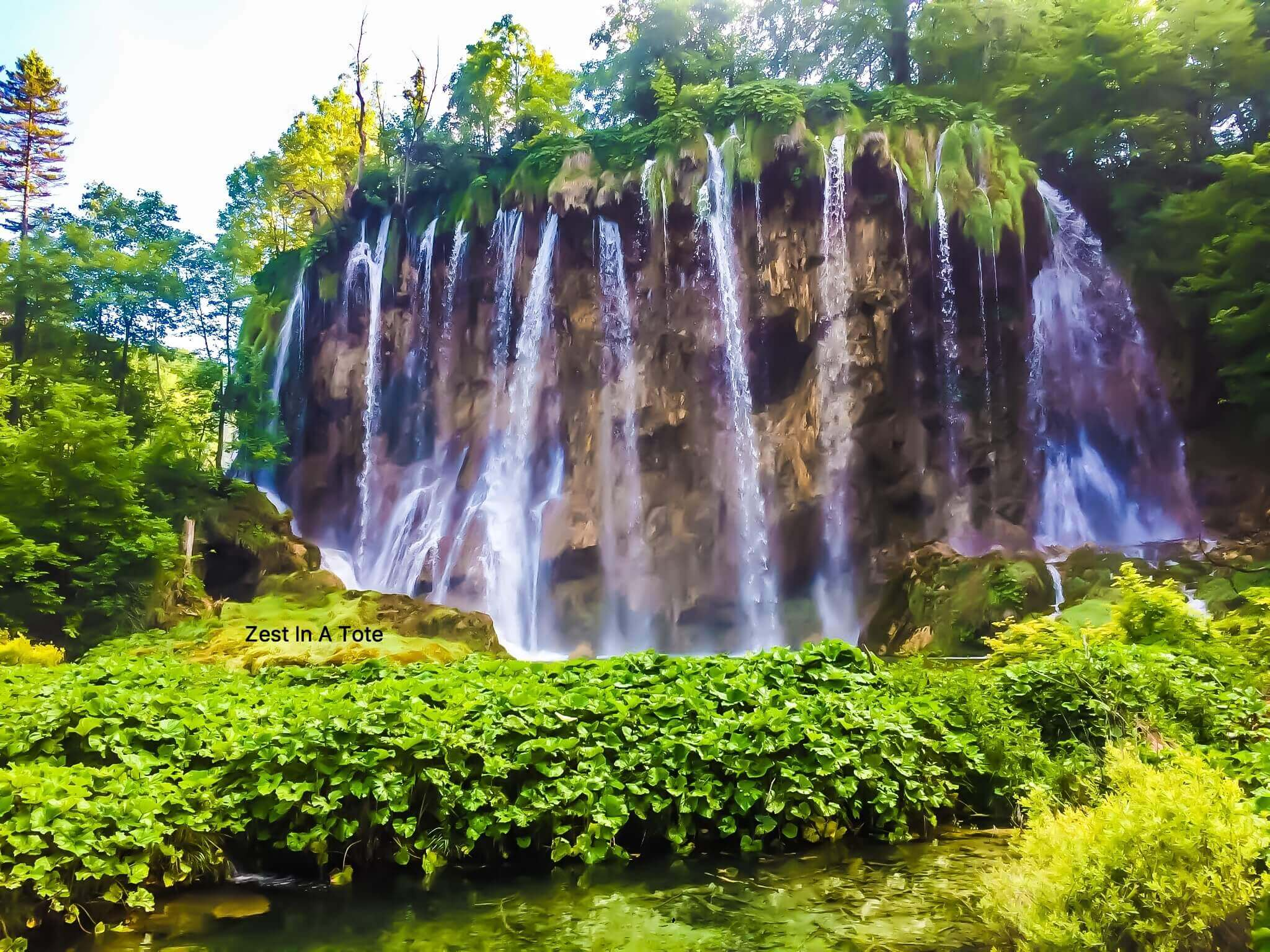 Tips to visit Upper Lakes area in Plitvice Lakes