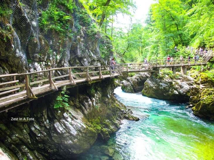 slovenia croatia itinerary