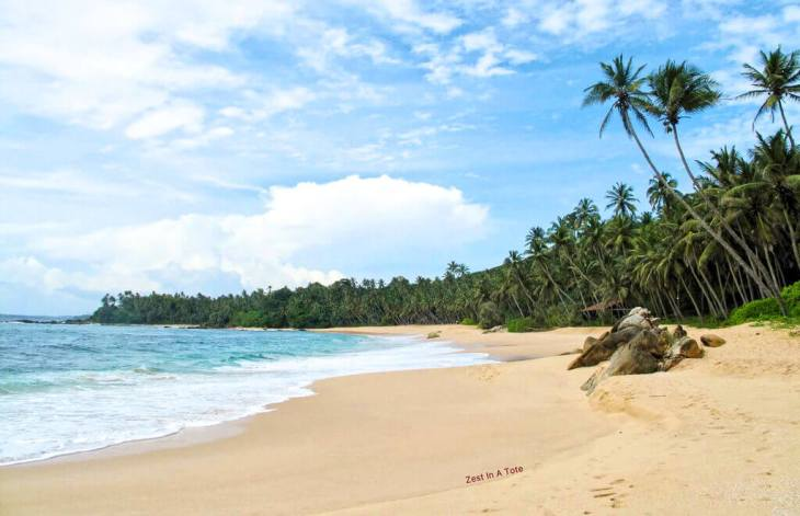 sri lanka beach resorts