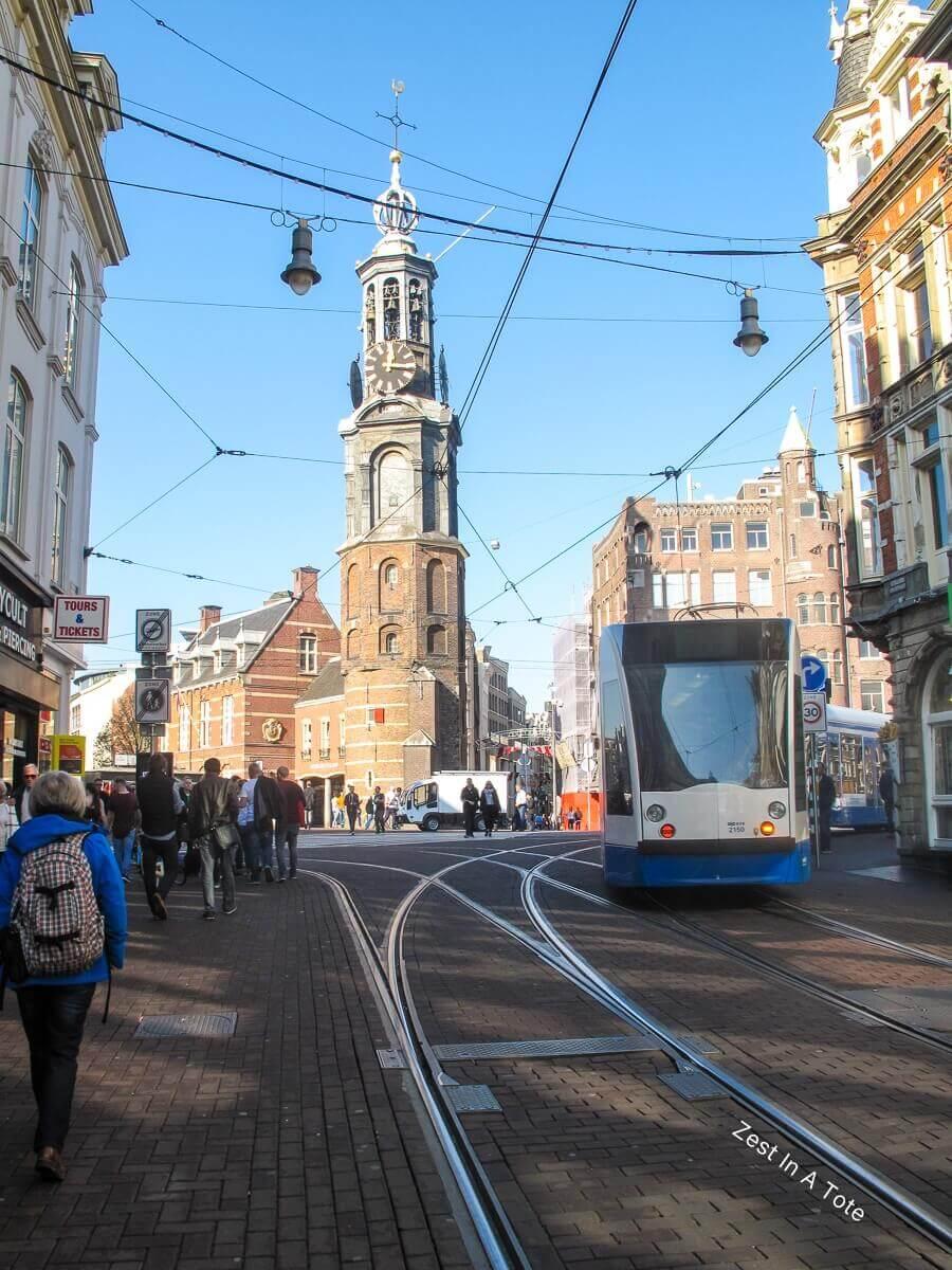 Amsterdam city break for families