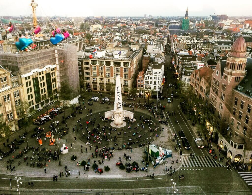 Amsterdam city breaks for families