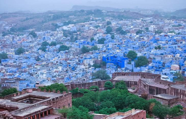 Jodhpur Blue City Rajasthan