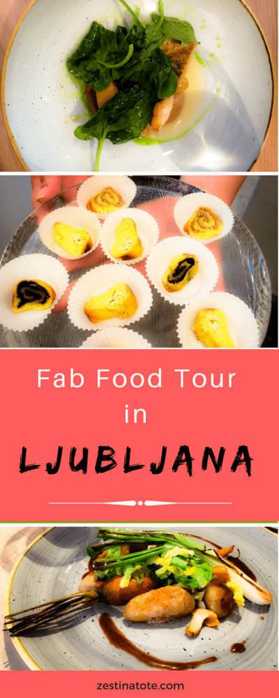 FoodTourLjubljana