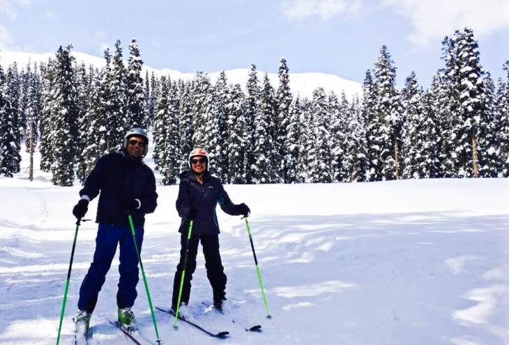 Ski packages Ski gear Gulmarg