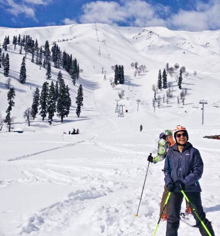 Ski packages Ski gear Gulmarg