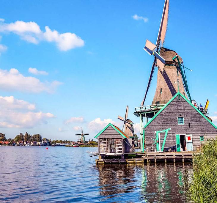 day trips from amsterdam, weekend trips from amsterdam