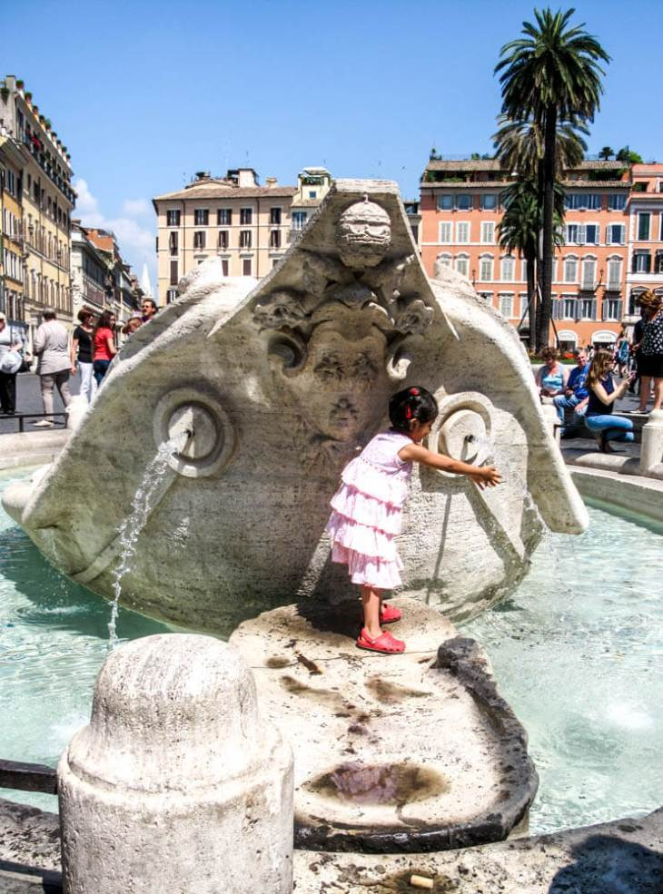 4 days in rome, rome itinerary 4 days, things to do in rome with kids, rome with kids