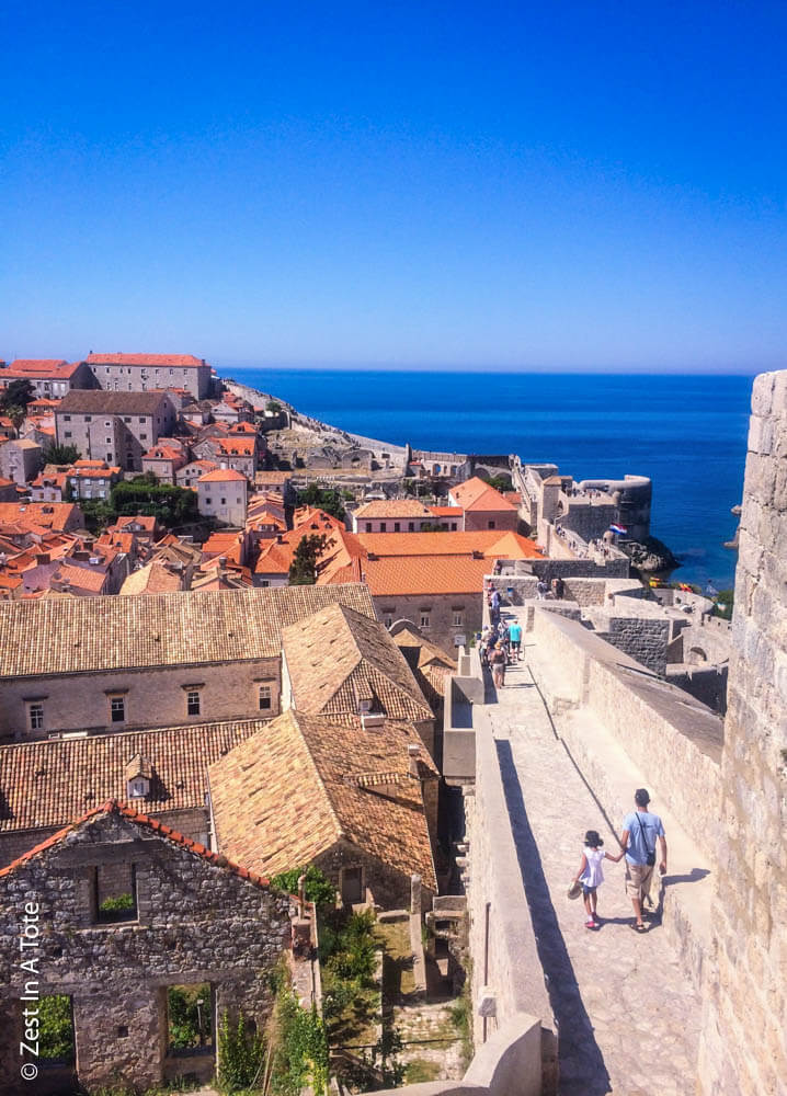 what to do in dubrovnik, dubrovnik points of interest, dubrovnik sights