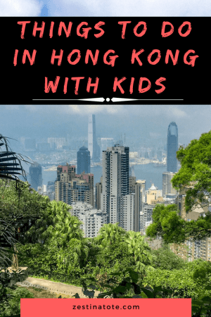 Planning a trip to Hong Kong with kids in tow? This post covers some known things to do in Hong Kong with kids like Disneyland and the Ocean Park, mixed with some off-beat ideas that are interesting attractions for families. #hongkongwithkids #familytravel #china #thingstoseeinhongkong #whattodoinhongkong