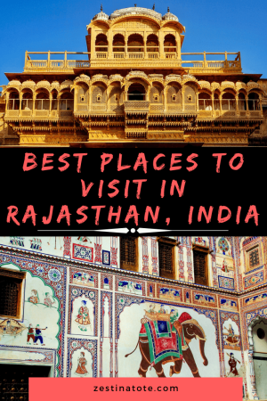 There are so many amazing places to visit in Rajasthan that freezing a Rajasthan Itinerary is no mean task! Rajasthan destinations, architectural points of interest, local life, good road and rail network all make for a memorable holiday. #india #rajasthan #rajasthanitinerary #placestovisitinrajasthan #luxuryholiday #familyholiday