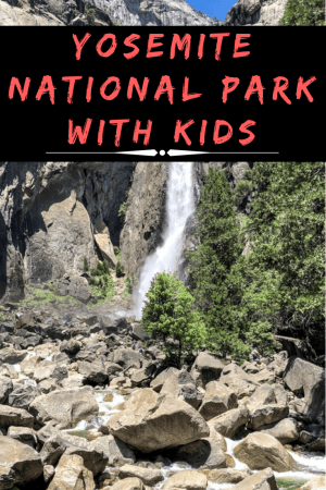 Stunning valleys resplendent with waterfalls, granite cliffs, and coniferous trees everywhere you look. Yosemite National Park makes for a great getaway with kids. Read on for our top experiences suited for families. #usa #yosemitenationalpark #yosemitewithkids #yosemiteforfamilies #glacierpoint #sentineldome #loweryosemitefalls