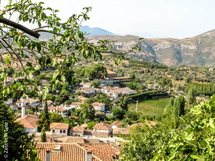 sirince valley, ephesus tour