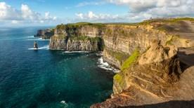 Ireland. Cliff of Moher.