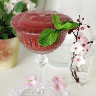 Cherry Blossom Smoothie (Dairy-Free, AIP)