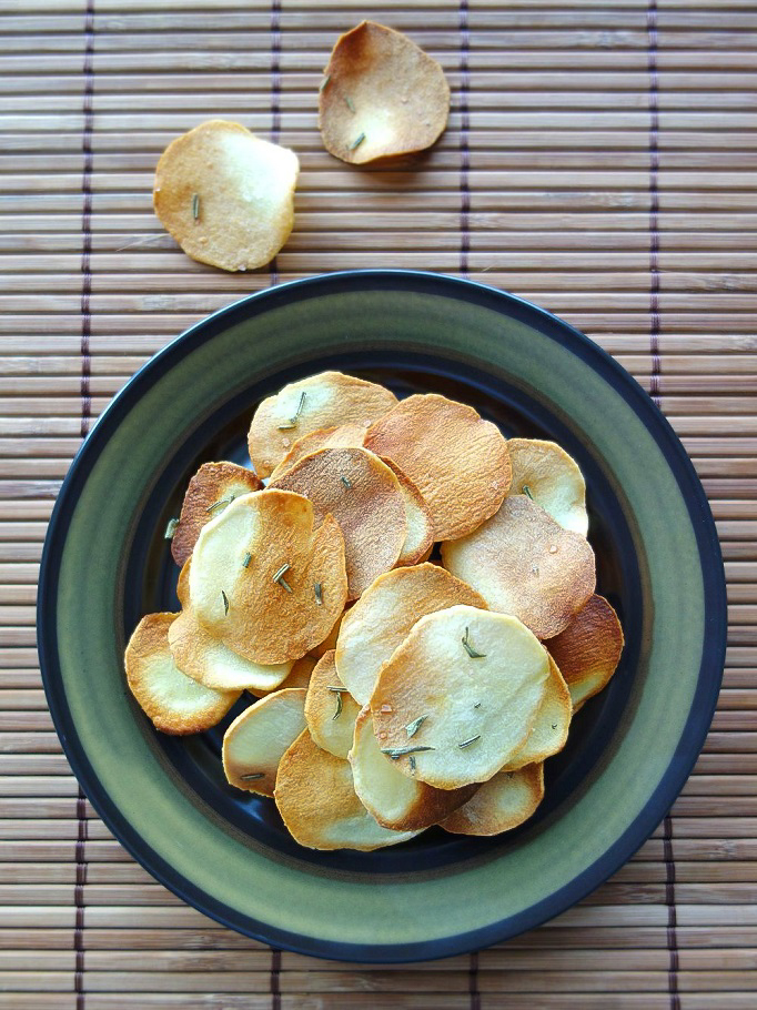 Notato Arrowroot Chips (Nightshade-Free, AIP) - Zesty Paleo