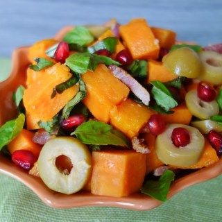 Sweet Potato Bacon Salad (Nut-Free, AIP)