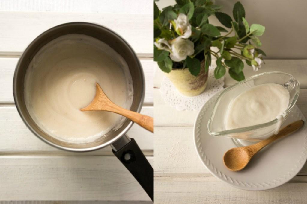 French Sauce Bechamel (Dairy-Free, Vegan, AIP) - Zesty Paleo