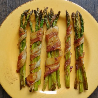 Bacon-Wrapped Asparagus Bundles (Nightshade-Free, AIP)