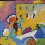 """""""Kandinsky. Una retrospectiva"""", en el CentroCentro del palacio de Cibeles"""