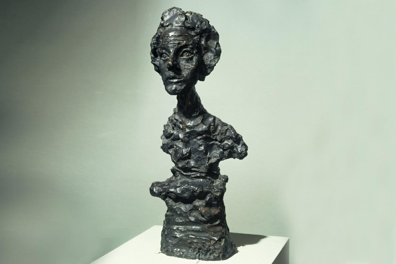 """Giacometti: Pure Presence"" at National Portrait Gallery"