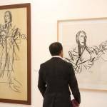 """""""Ensaios de Júlio Pomar sobre Bocage"""" na Galeria Municipal do 11"""