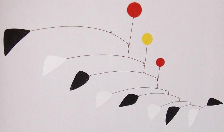 """Alexander Calder: Performing Sculpture"" at Tate Modern"