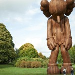 'KAWS' at Yorkshire Sculpture Park